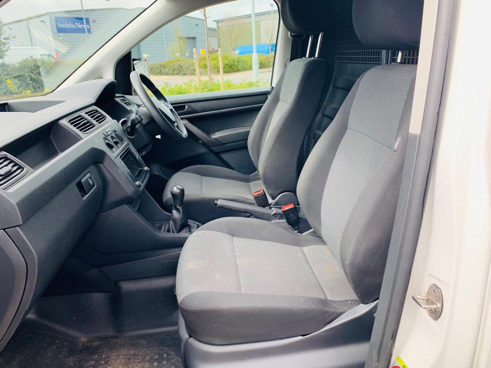 (RESERVE MET)Volkswagen (VW) Caddy 2.0 TDI C20 Startline - 2017 17 Reg - Euro 6 - ULEZ Compliant - - Image 11 of 20
