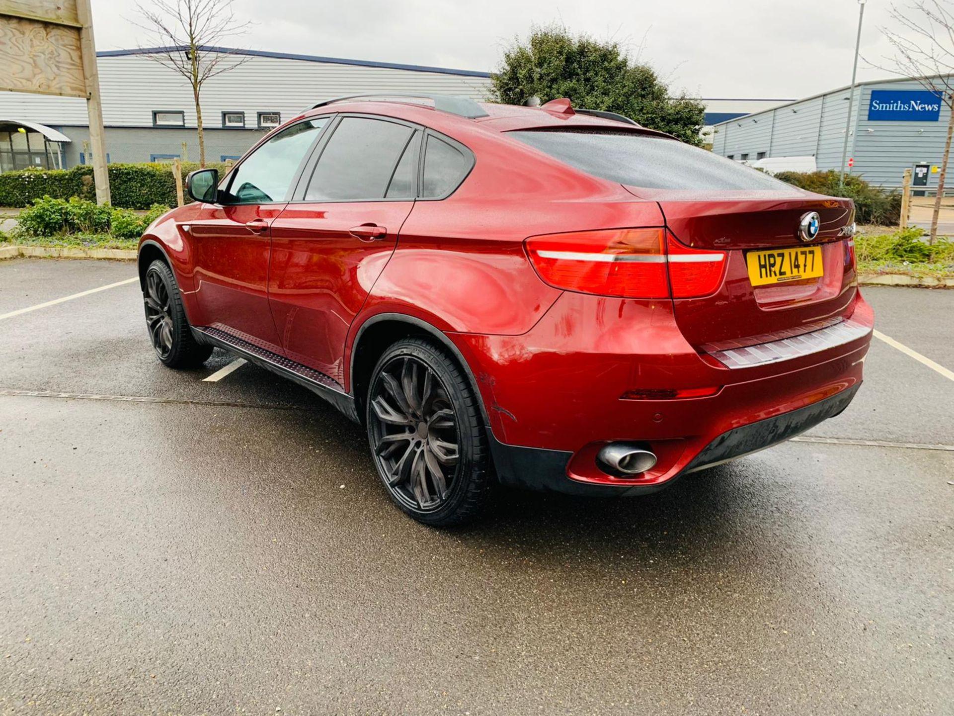 Reseve Met - BMW X6 xDrive 3.0d Auto - 2014 Reg - Leather Interior -Parking Sensors - Reversing Cam - Image 9 of 30