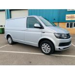 (RESERVE MET) Volkswagen (VW) Transporter 2.0 TDI 150 Highline T28 2018 18 Reg - Parking Sensors -