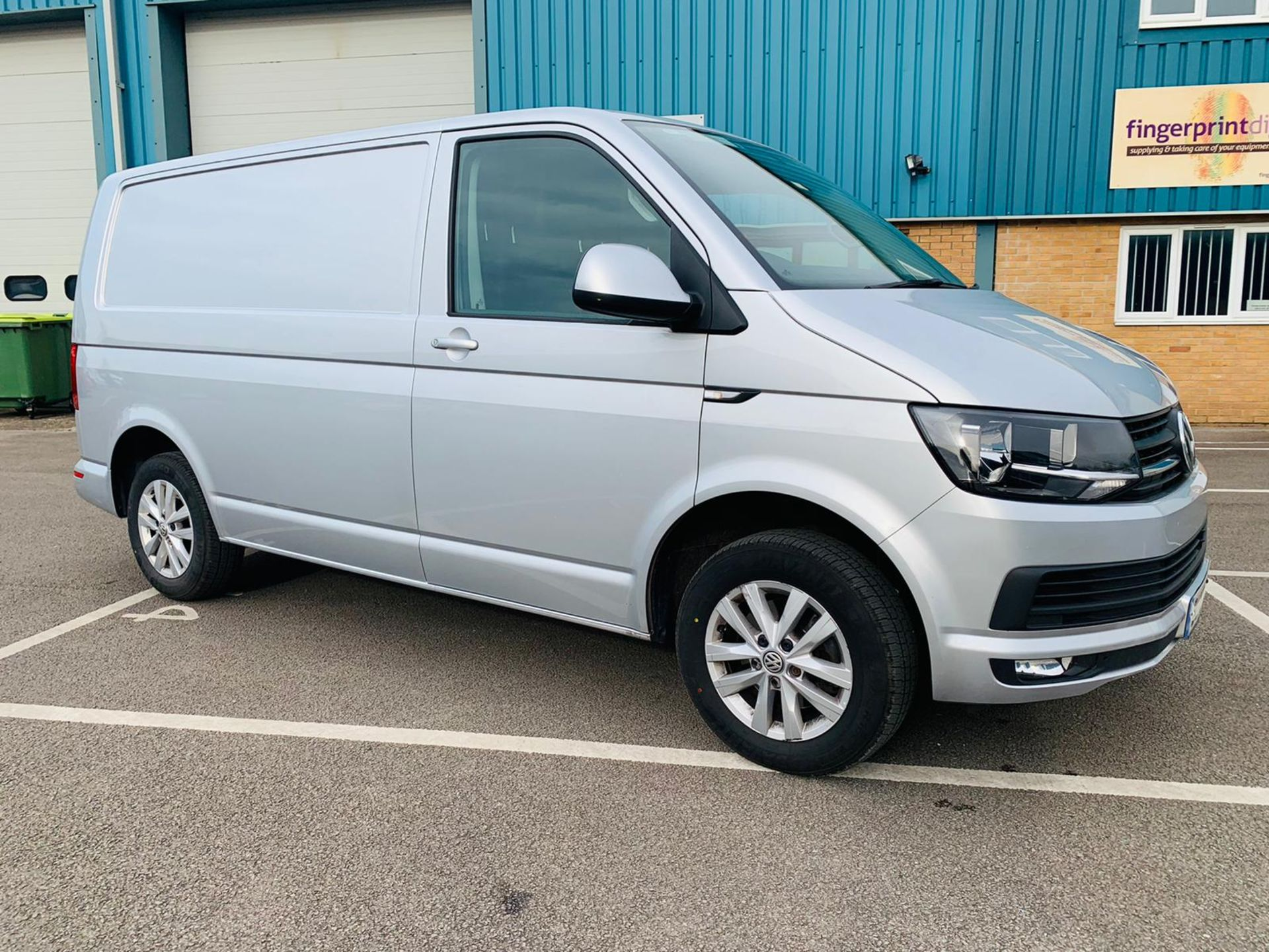 (RESERVE MET) Volkswagen (VW) Transporter 2.0 TDI 150 Highline T28 2018 18 Reg - Parking Sensors -