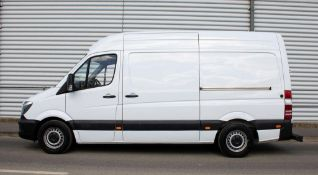 Mercedes Sprinter 316 CDI Fridge/Freezer Van (161 BHP) - 2016 16 Reg - High Roof
