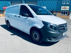Mercedes Vito 114CDI Bluetec 2018 18 Reg LWB - Air Con - Euro 6 - FSH - ULEZ - 1 Owner