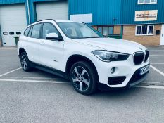 BMW X1 sDrive 2.0d Special Equipment Auto - 2018 Reg - Service History - 1 Owner From New