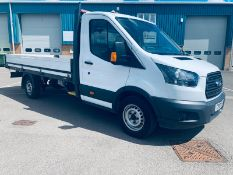 Ford Transit 350 2.0 TDCI Single Cab Dropside L4 RWD - 2018 18 Reg -