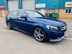 Mercedes C300 AMG Line Premium Diesel/Electric Hybrid Estate Auto - 2015 15 Reg - 1 Owner From New