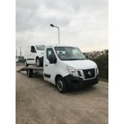 """Reserve Met - Renault Master/NV400 2.3dci """"Lwb Recovery / Transporter Truck -Lwb 17 Foot Alloy Body"""