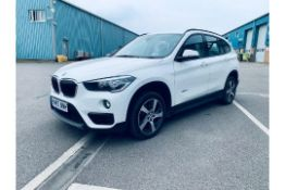 (RESERVE MET) BMW X1 sDrive 2.0d Special Equipment Auto - 2018 Reg - Service History - 1 Owner