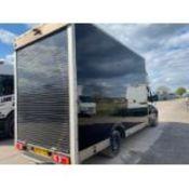 (RESERVE MET) Renault Master Load LowLoader Luton (2016 Model) Black -long wheel base -Removal truck