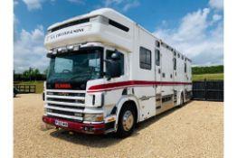 Scania 94D 260 'Whittaker Built' Horsebox 2003 03 Reg - TOP SPEC
