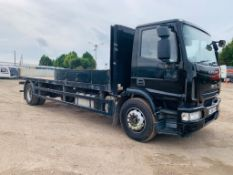 (RESERVE MET) Iveco Eurocargo 180E25 - 2009 Year - 18 Tonne - 4x2 - Day Cab Truck