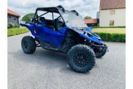 Yamaha YXZ1000R SS On & Off Road Buggy - 2019 Reg - Road Registered
