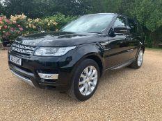 Range Rover Sport 3.0 SDV6 HSE Auto - 2015 15 Reg - Leather - Sat Nav - Rear Entertainment BIG SPEC
