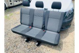 Volkswagen (VW) Transporter 2020 Rear Seats X1