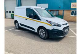 Ford Transit Connect 1.5 200 - 2018 18 Reg - Euro 6 - ULEZ Complaint - Ply Lined