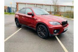 (RESERVE MET) BMW X6 xDrive 3.0d Auto - 2014 Reg - Leather Interior -Parking Sensors - Reversing Cam