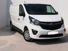 Vauxhall Vivaro 2900 1.6 CDTI Sportive - 2019 Model - 6 Speed - Parking Sensors - ONLY 25K Miles