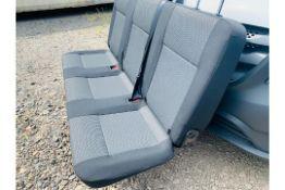 Volkswagen Transporter T6 2020 Rear Seats X1
