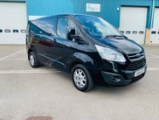 Ford Transit 2.2 TDCI Custom 270 Limited 2015 Model 6 Speed - Air Con - Park Assist
