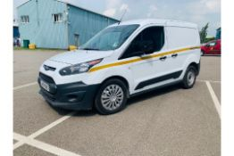 (Reserve met) Ford Transit Connect 1.5 200 - 2018 18 Reg - Euro 6 - ULEZ Complaint - Ply Lined
