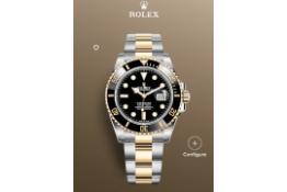 (RESERVE MET) RolexSubmariner Date, Oystersteel & Yellow Gold 126613LN - BRAND NEW 2021 Model
