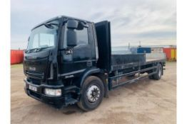 RESERVE MET Iveco Eurocargo 180E25 - 2009 Year - 18 Tonne - 4x2 - Day Cab Truck