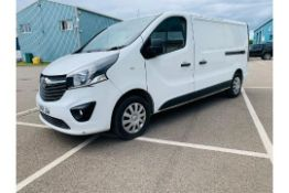 Vauxhall Vivaro 2900 1.6 CDTI Sportive - 2019 Model - 6 Speed - Air Con - Cruise - ONLY 25K Miles