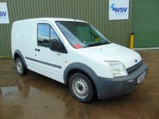 2006 Ford Transit Connect T200L Panel Van ONLY 42,467 Miles!