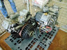 2 x Briggs and Stratton 2 Cylinder Petrol Engines
