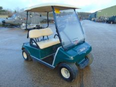 Club Car DS Electric IQ Golf Buggy C/W Battery Charger