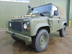 Land Rover Wolf 90 Soft Top ONLY 127,210km!