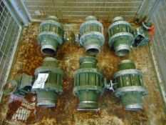 QTY 6 x High Pressure Worcester Ball Valves