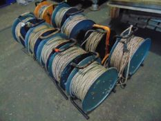 10 x Cable Reel Assys