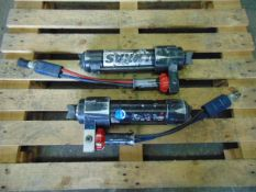 2 x Lukas Hydraulic Rescue Rams Jaws of Life