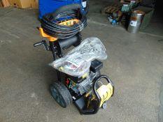 UNISSUED LB-180G Mobile Petrol Pressure Washer