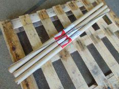 QTY 70 x Arcair Slice Exothermic Cutting Rods 1/4 x 44