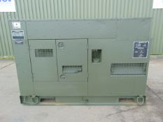 MEP-806B John Deere Diesel Powered 3 phase 75KVA 60KW-50/60HZ Silent Generator ONLY 73 HOURS!