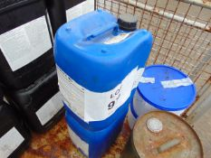 2 x Unissued 20L Sealed Drums of Dustite IBC Dust Supression Liquid