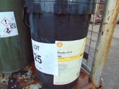 1 x Unissued 20L Sealed Drum of Shell Omala S2-G100 High Quality Industrial Gear Oil