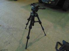 Velbon CX Mini Camera Tripod With 3 Way Panhead
