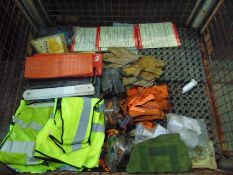 Mixed Safety Equipment etc