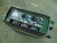 Very Rare SAS Clansman RT-344 / PRC-344 UHF Man-pack Transceiver