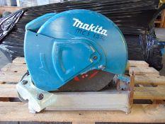 Makita 2414EN Metal Cutting CHOP Saw 110v