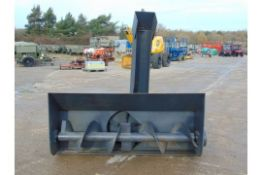 Unissued Hydraulic Snow Blower for Wheel Loader, Telehandler, Forklift, tractor Etc