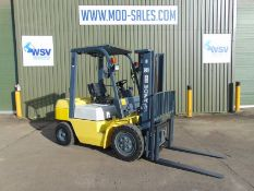 2018 Apache 3000Kg Diesel Fork Lift Truck ONLY 940 warranted HOURS!