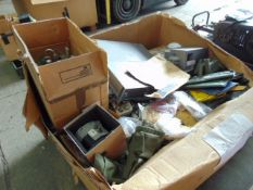 1 x Pallet of Unsorted AFV & Vehicle Spares