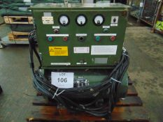 15 KVA Motor Generator 415/380 volt 50 Hz with cables