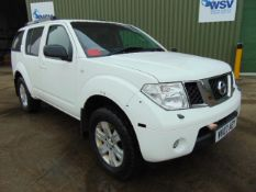 2007 Nissan Pathfinder 2.5 DCi ONLY 63,307 MILES!