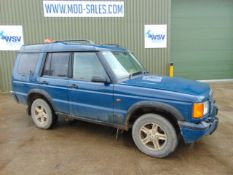 2002 Land Rover Discovery 2 TD5 5d Manual