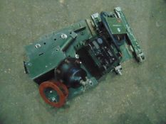 Land Rover FFR Clansman Radio Fitting Kit