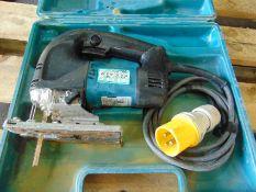 Makita 4340FCT Jigsaw 110v